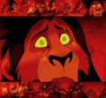 scar's death