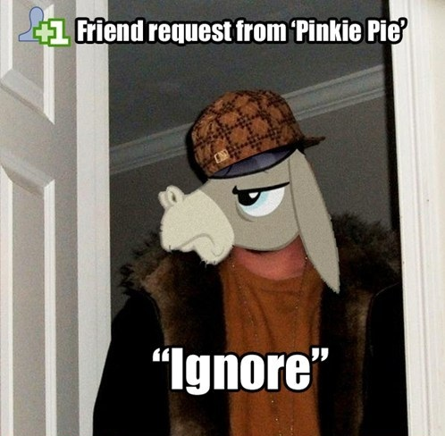 scumbag cranky - my-little-pony-friendship-is-magic Photo