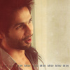 Shahid Kapoor photo containing a portrait titled shahid
