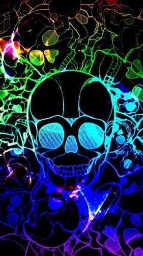 skull Влюбленные