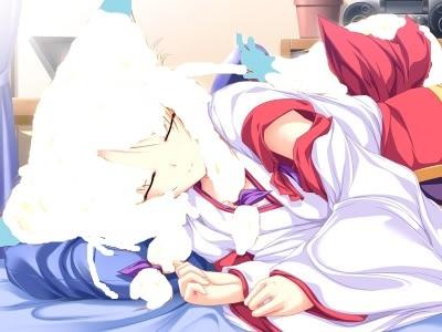 sleeping hadashi