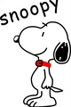 snoopy - peanuts photo