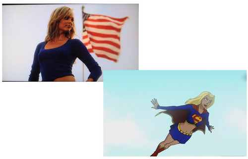 supergirl - young-justice Photo