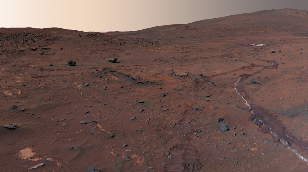 mars planet surface - photo #8