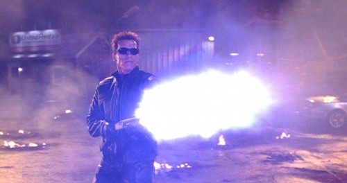 terminator - terminator Photo