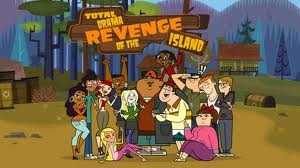 toatl drama revenge of the island