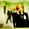 The X-Files photo containing a portrait entitled x-files ღ