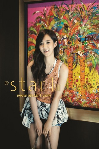 yuri@ Star1 Magazine July Issue Pictures - s%E2%99%A5neism Photo