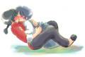 らんま 1/2(乱あ)- ranma and akane (love)