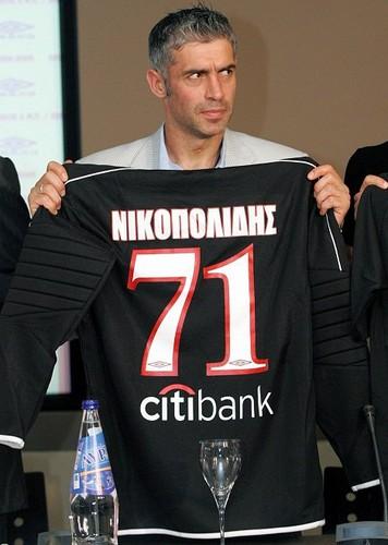 Antonis Nikopolidis