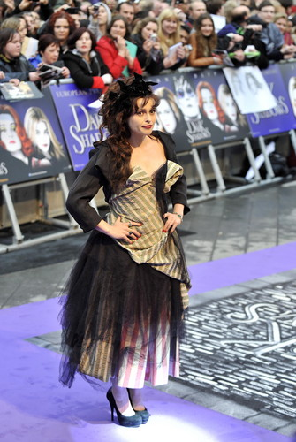 Helena Bonham Carter wallpaper entitled 'Dark Shadows' London Premiere (May 09, 2012)