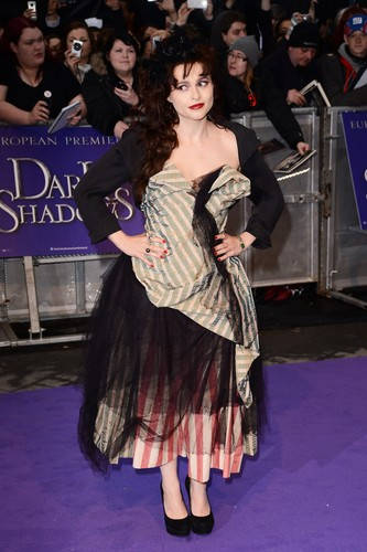 'Dark Shadows' Londra Premiere (May 09, 2012)