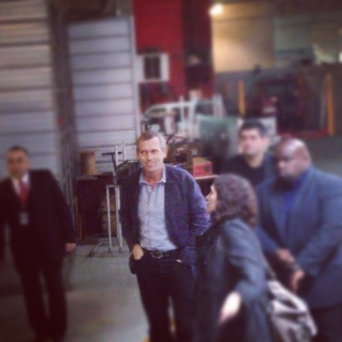 HUGH LAURIE- KIEV- UCRÂNIA. 19.06.2012 - hugh-laurie Photo
