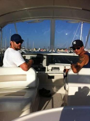 ~Jensen with a Friend~