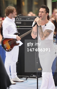 #Maroon5TODAY