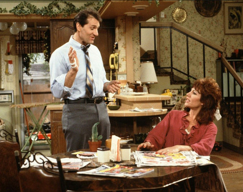 Married with Children wallpaper with a dinner table, a brasserie, and a bistro called  Married with Children