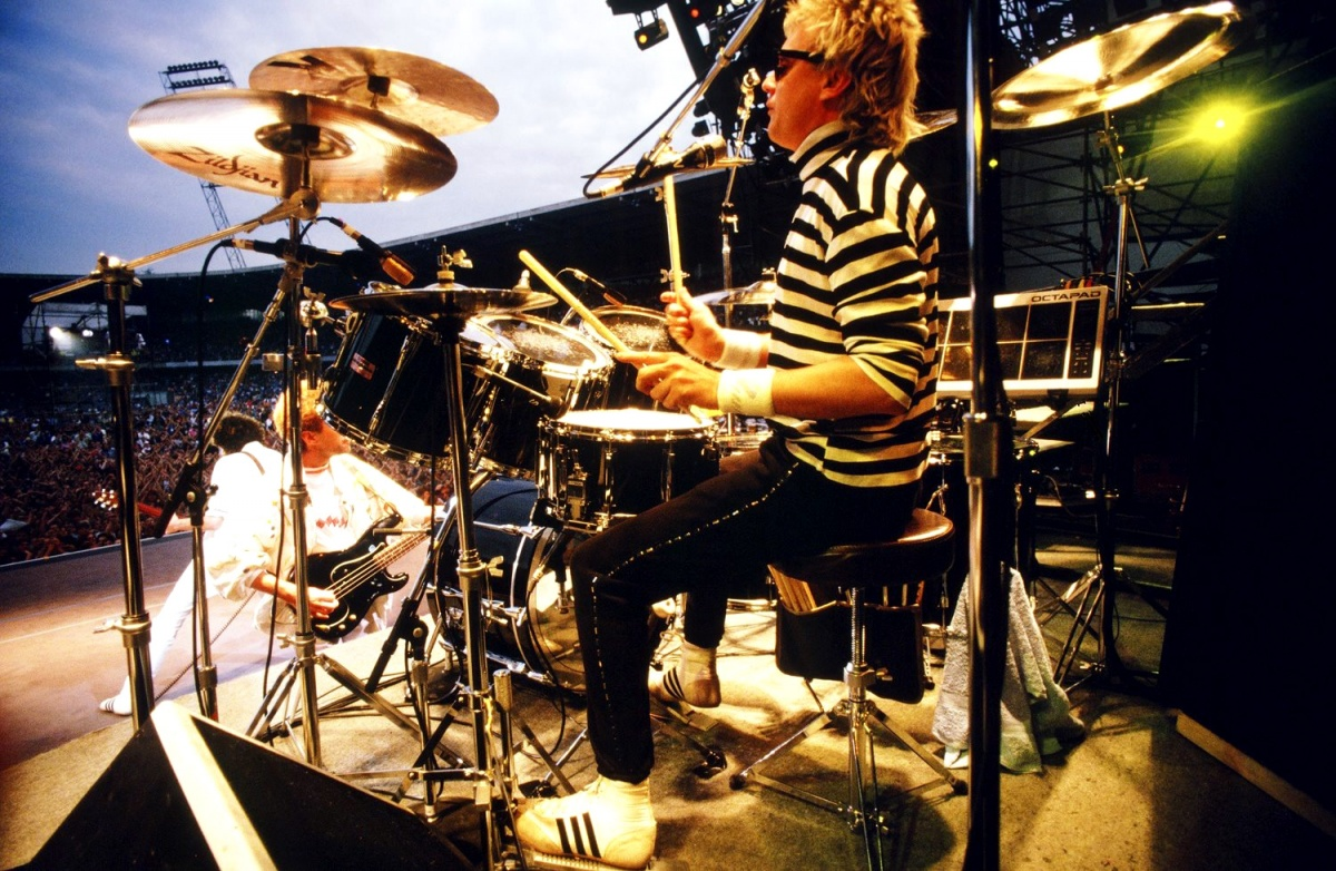 Roger Taylor - Roger Taylor Photo (31216936) - Fanpop