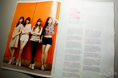 ► @STAR1[il] Magazine (July Issue) - girls-generation-snsd Photo