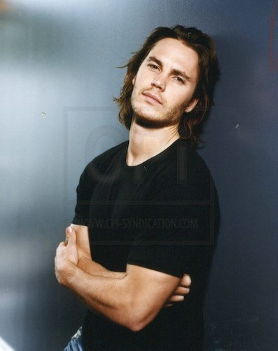 Taylor Kitsch wallpaper containing a portrait called ♥♥ Taylor - Cosmopolitan Photoshoot ♥♥