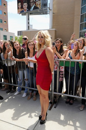 'The X Factor' Season 2 Auditions At The Dunkin donas Center In Providence [27 June 2012]