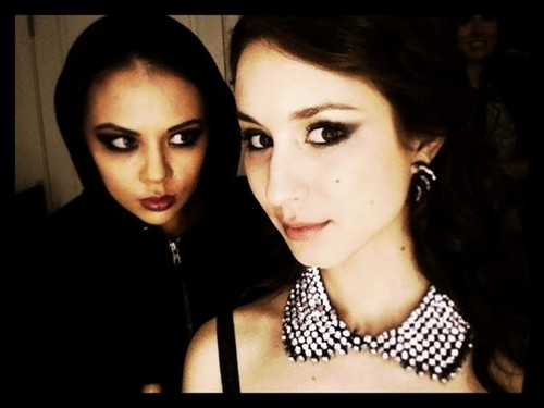♥♥ Troian and Janel ♥♥