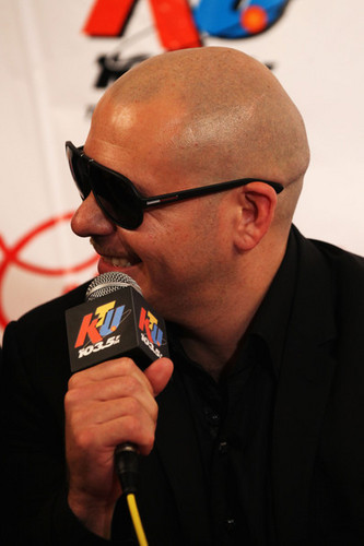 103.5 KTU's KTUphoria - pitbull-rapper Photo