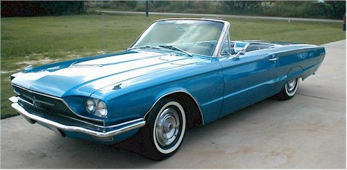 1966_Ford_Thunderbird. - classic-cars Photo