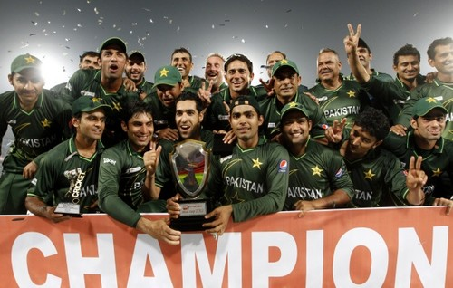 2012 Asia Cup Champions