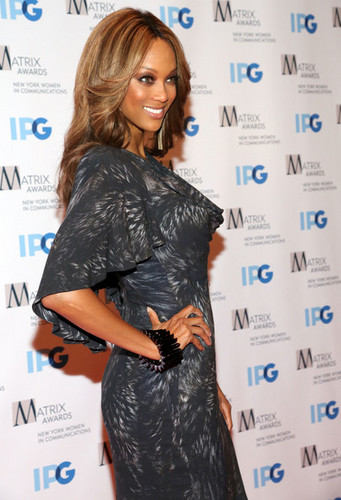 2012 Matrix Awards Luncheon - tyra-banks Photo