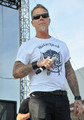2012 Orion Music + More Festival - Day 2 - james-hetfield photo
