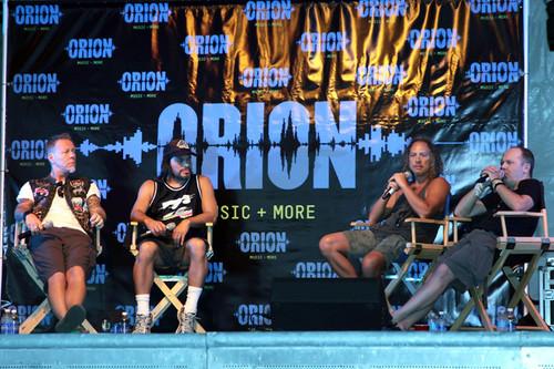 2012 Orion موسیقی + مزید Festival Press Conference