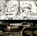 2D and Murdoc in Stylo - gorillaz photo