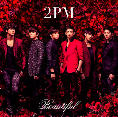 "2PM ""Beautiful"" Ver. A - 2pm Photo"