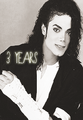 3 years without MJ - michael-jackson photo