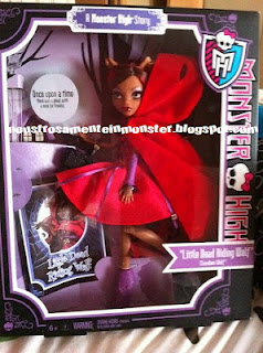 A Monster Tale dolls - monster-high Photo
