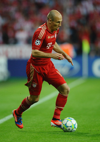 A. Robben (Champions League Final)