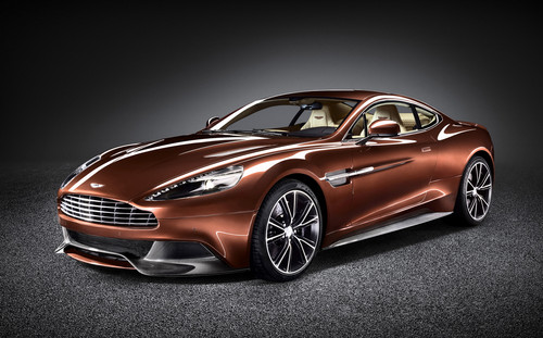 Sports Cars Wallpaper Possibly With A Sports Car, A Coupe, And A Sedan  Called. ASTON MARTIN VANQUISH.