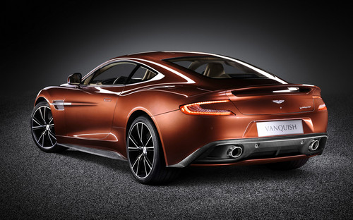 Delightful Sports Cars Wallpaper Probably Containing A Sedan, A Coupe, And A Sports Car  Called. ASTON MARTIN VANQUISH.