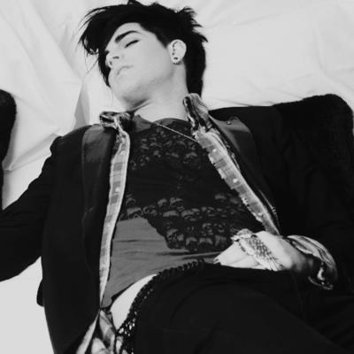 Adam Lambert wallpaper probably with a well dressed person and a business suit called Adam Lambert <3