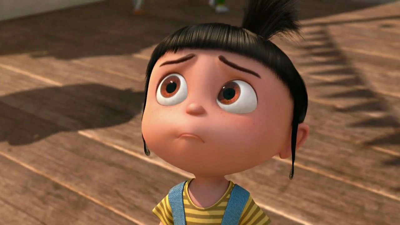 despicable me margo and agnes - photo #3