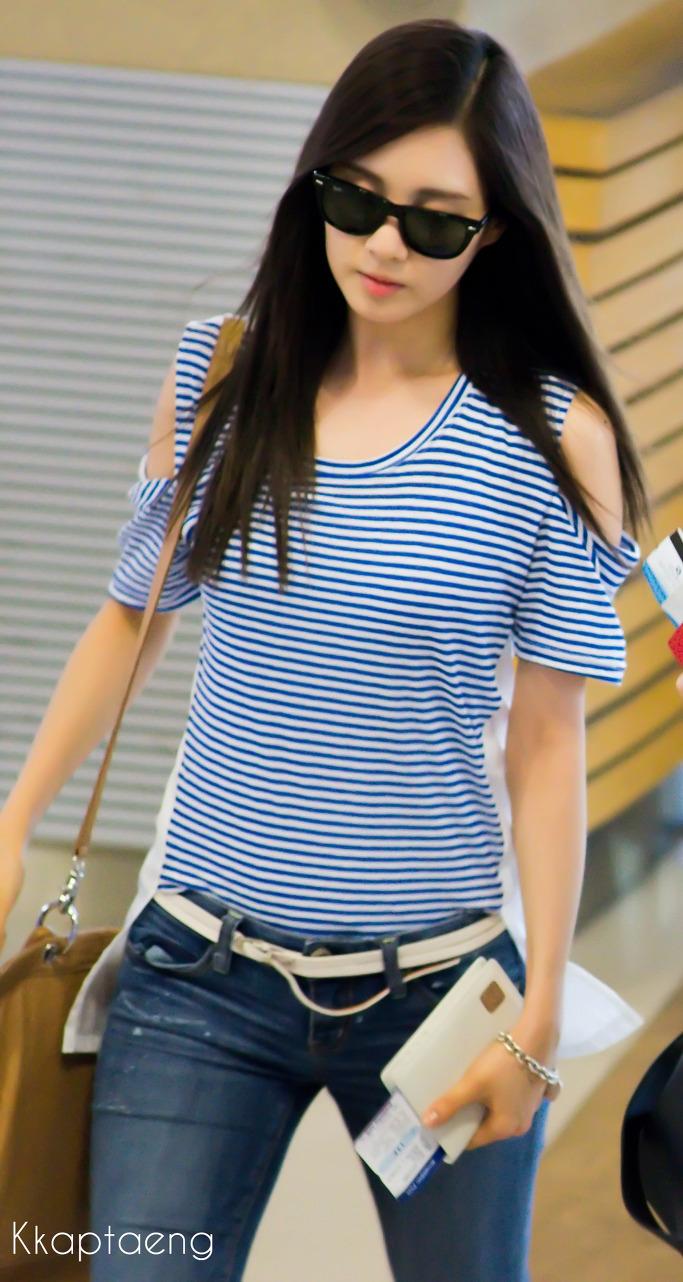 Airport Fashion - Seohyun Girls Generation Photo (31219047 ...