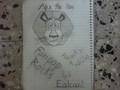 Alex the lion draw....