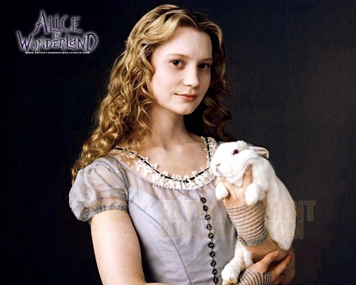 Alice - alice-in-wonderland-2010 Photo