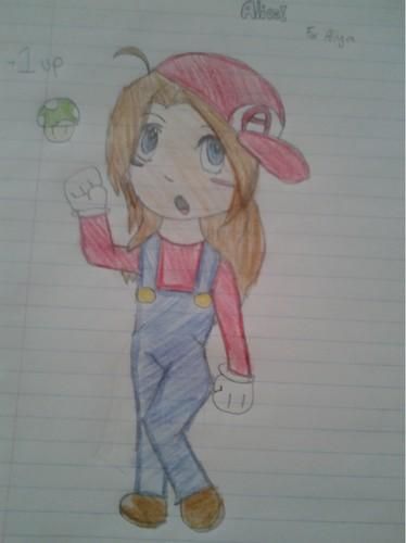 Alice in Mario Land!