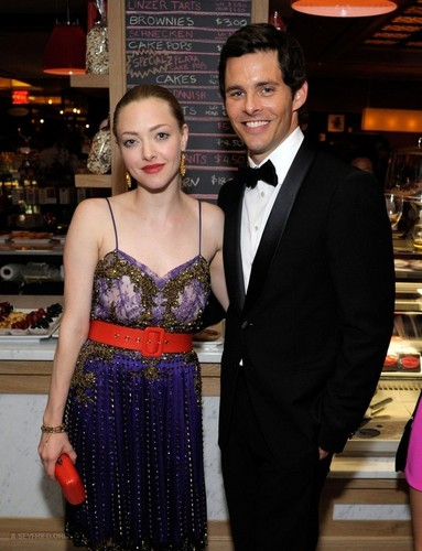 Amanda at the 66th Annual Tony Awards show - After Party {10/06/12} - amanda-seyfried Photo