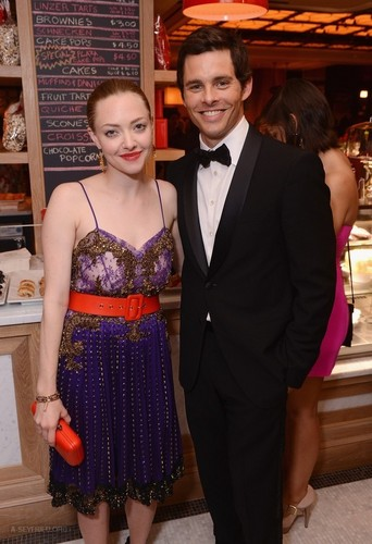 Amanda at the 66th Annual Tony Awards toon - After Party {10/06/12}