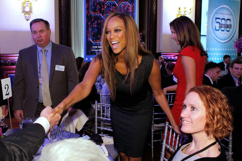 An Evening With The Fortune 500 - tyra-banks Photo