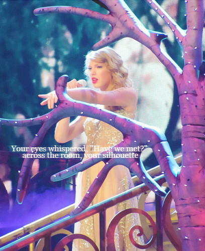 An angel who forgot how to fly - taylor-swift Photo