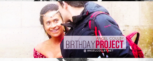 Angel Birthday Project at AAC