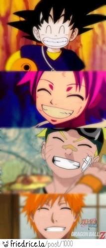 Anime smiles!!!